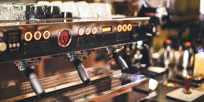 barista specialty kávégép