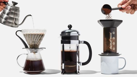 Kávékészítés profi kávégép nélkül